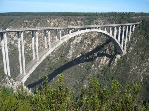 Bloukrans Bridge Day 2