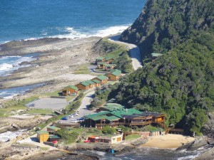 Storms River Mouth Rest Camp Day 1